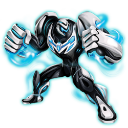 Max Steel Reboot Turbo Strength