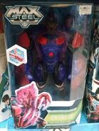 Max Steel Toxzon toy
