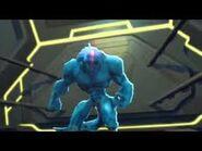 Max Steel Reboot Water Elementor's Starship