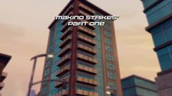 Makino Strikes Part One title card
