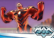 Max Steel Reboot Miles Dredd T.U.R.B.O Energy Mode-2-