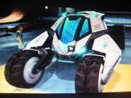 Max Steel Reboot Turbo Car