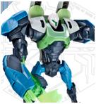 Blue and Green Cytro