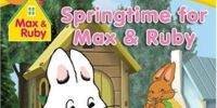 Springtime for Max & Ruby