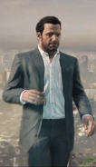 Suit with no tie first mission1