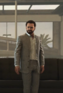 Suit with no tie first mission3