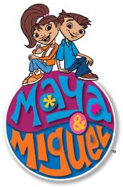 Maya & Miguel logo