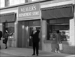 Weavers dept store