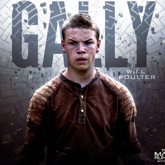 Will Poulter - (Gally)