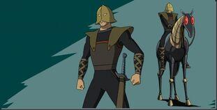 Iron Masks (Shin)