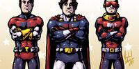 MBMBaM Origins: The Comic