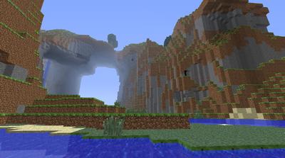 Mountain island 05