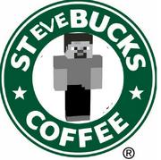 Stevebucks Coffee logo