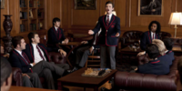Dalton Academy/Warblers Room