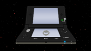 Cosmos Black 3DS