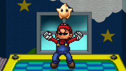 Mario New Star Spin