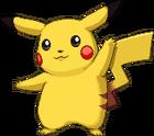 SSF2 Pikachu