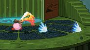 Kirby Double Demon Fang
