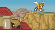 Shikamaru sees Tails
