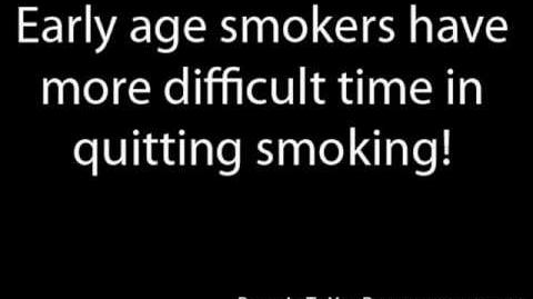 Facts About Teen Smoking