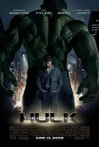 Incredible Hulk poster