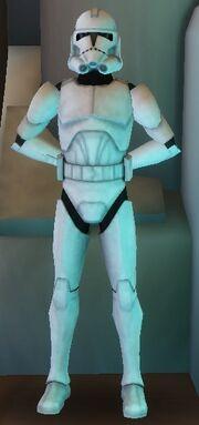 Phase 2 clone trooper