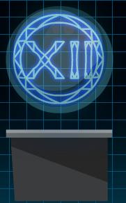 XII Globe