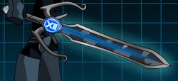 Crstalline Blade