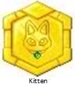 Cat Medal