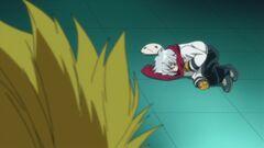 A collapsed Yukuhashi