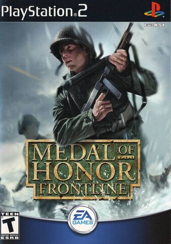 Archivo:Medal of honor frontline.jpg