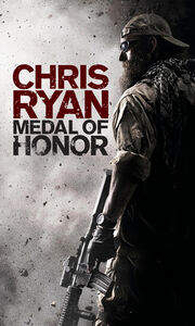 Medal of honor book cover