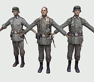 Wehrmacht Uniforms