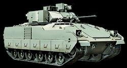 M3A3 Bradley Render MOH2010