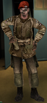 Allied british 6th airborne captain
