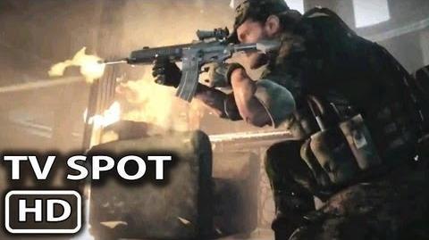 Medal of Honor Warfighter TV Spot Trailer