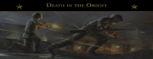 Death in the Orient Loading Screen