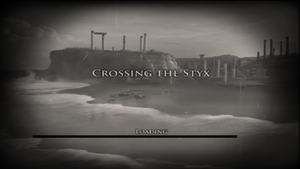 Crossing the Styx Loading Screen