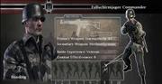 Fallschirmjaeger commander