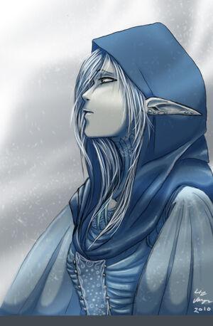Snow elf by thelizangel-d332rua