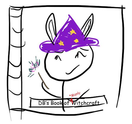 DBsManlyBookOfWitchcraft