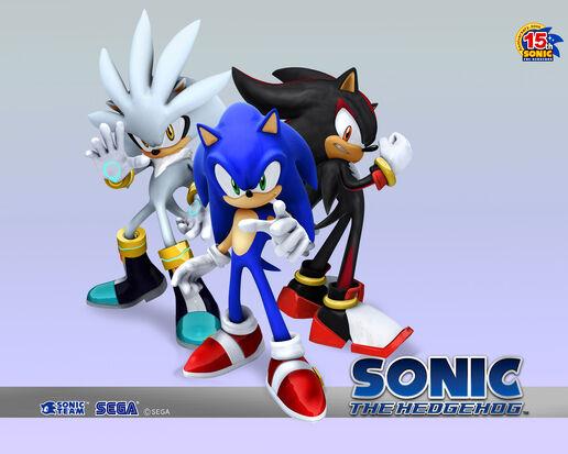 Sonic Team 001