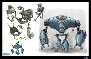 Brainbots robot Sullivan