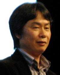 Shigeru Miyamoto at GDC 2007 (cropped)
