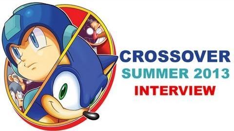 Sonic & Megaman Crossover Comic! When Worlds Collide - Editor Paul Kaminski Interview