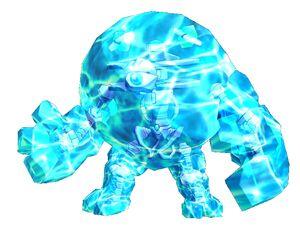 Liquid glob