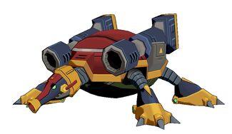 Mega mantor