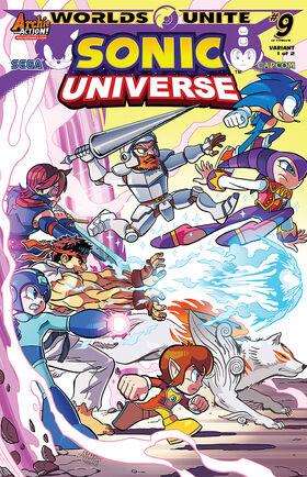 Sonic Universe -78 (variant)