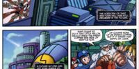 Mega Man X (Dreamwave Productions)