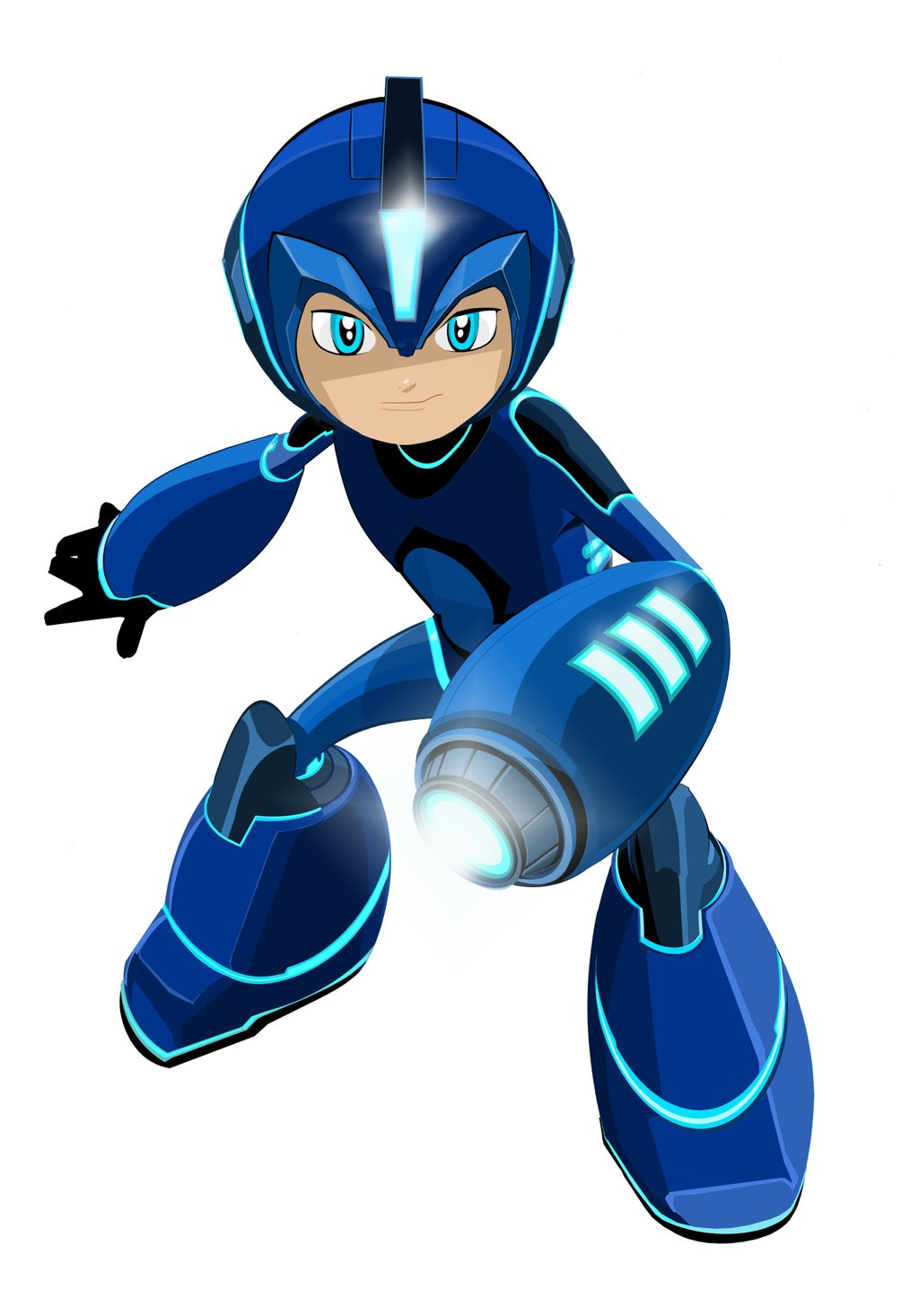 Mega man man of action mmkb fandom powered by wikia - Megaman wikia ...